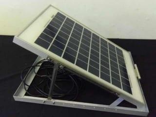 PV Panel Tilt Frame