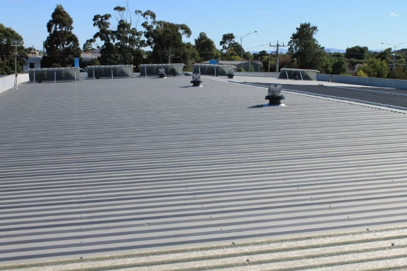 Heat extraction Ventilation of sports facility - Industrial Whirlybird alternative