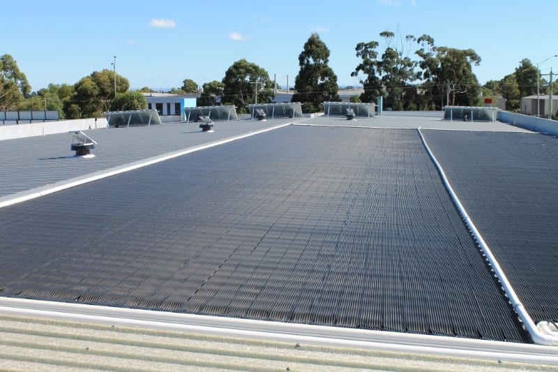 Industrial Whirlybird alternative for commercial ventilation - pool ventilation
