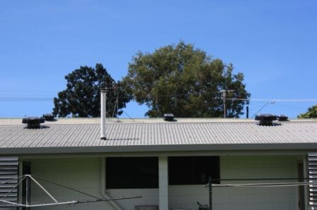 Solar House Cooling for Retirement Units in Far North Queensland
