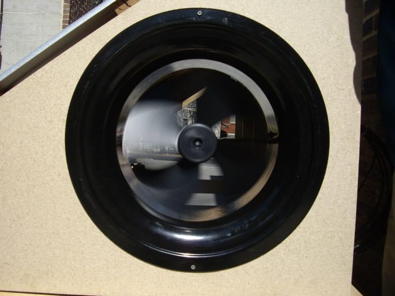 Gable Fan Installation Roof Ventilation 2