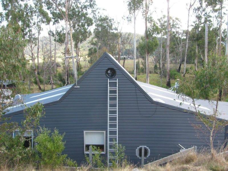 Gable Fan Installation Roof Ventilation 9