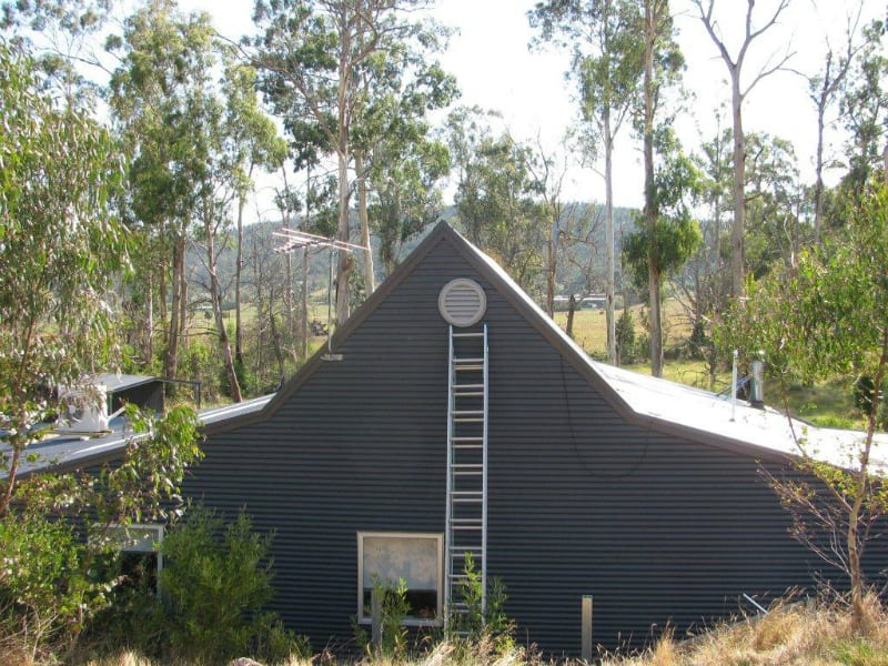 Gable Fan Installation Roof Ventilation 11