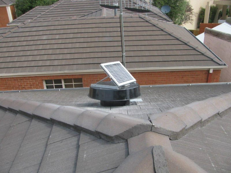 Roof Ventilation Top Story Home
