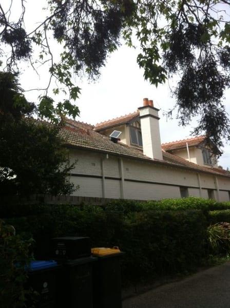 attic-ventilation-with-solar-vent