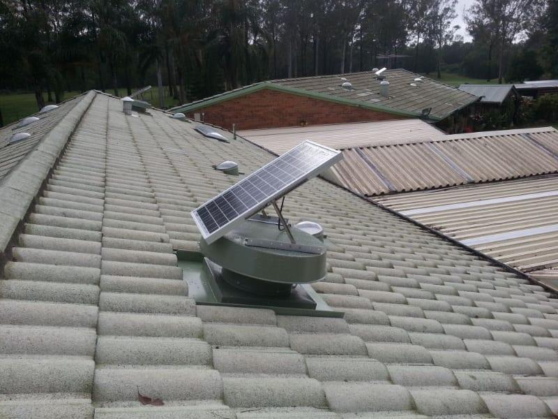 Whirlybird Roof Vents : Installing a whirlybird on tile roof starserogon