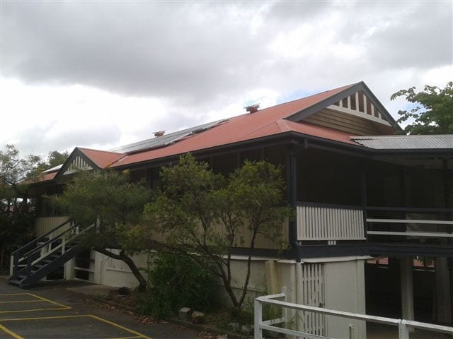 State School Roof Ventilation Project 3