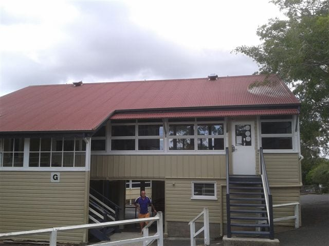 State School Roof Ventilation Project 4