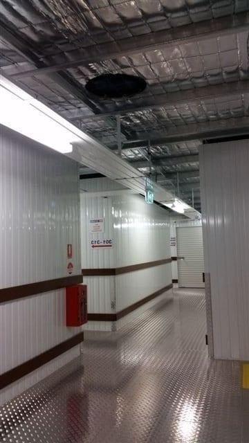 Storage Ventilation