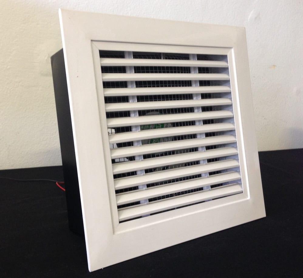 Floor Duct Fans : Inline fan solar duct whiz in line fans