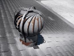 Rusty Ventilator