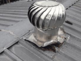 Turbine Broken
