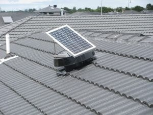 roof vent for roof ventilation