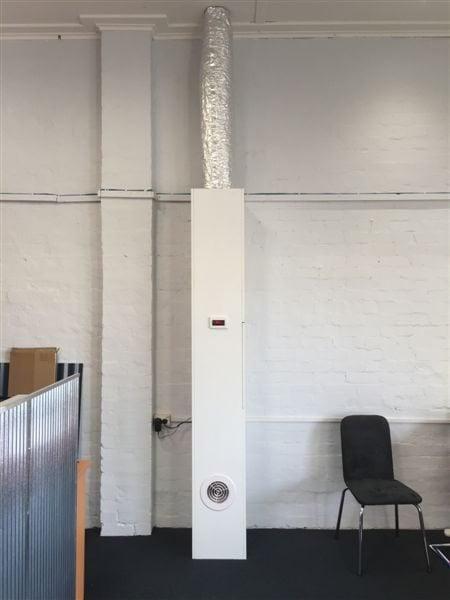Solar Heating Thermostat
