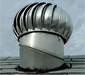 Roof Whirlybird